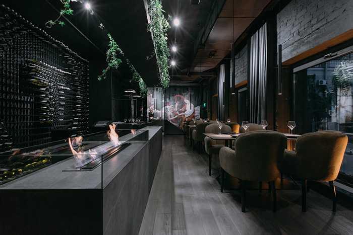 Restaurant Dekorasyonu
