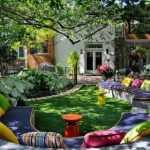 Özel Bahçe Dekorasyonları
