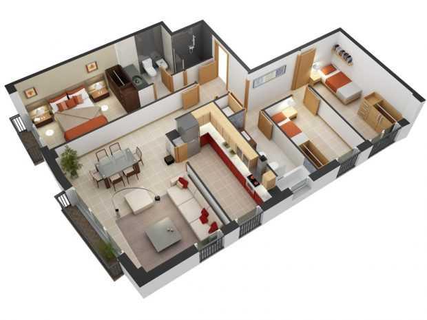 2021 En Modern Ev Planları