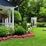 Bahçe Dekorasyonları Modelleri
