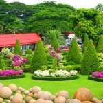 Muhteşem Bahçe Dekorasyonları