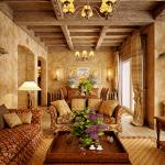 en güzel villa dekorasyonu