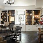 en modern home ofis dekorasyonu