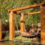 bahçe dekorasyon modern fikirler