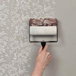 desenli boyanabilen duvar kağıtları