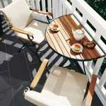 küçük balkon çözümleri