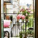 küçük balkon masa önerileri