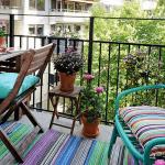 kullanışlı masa balkon dekorasyonu