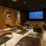 rahat ev sinema dekorasyonu