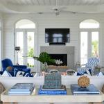 yazlık evler için dekorasyon fikirleri