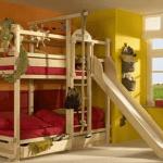 eğlenceli çilek mobilya genç odası