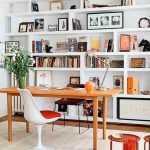 home ofis kitaplık modelleri