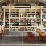 ofis içi kitaplık modelleri
