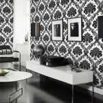 şık siyah beyaz duvar kağıtları