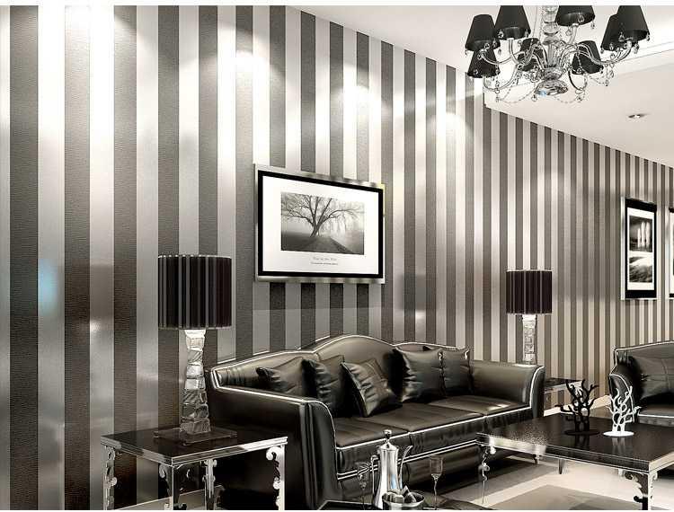 siyah beyaz parlak duvar kağıdı