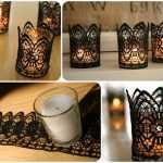 dekoratif mumluk yapım fikirleri