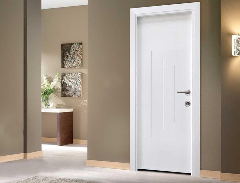 sade modern ev içi kapı modelleri