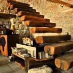 taş ev dekorasyonları