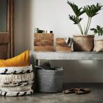 dekoratif sepet ve kutu dizaynı