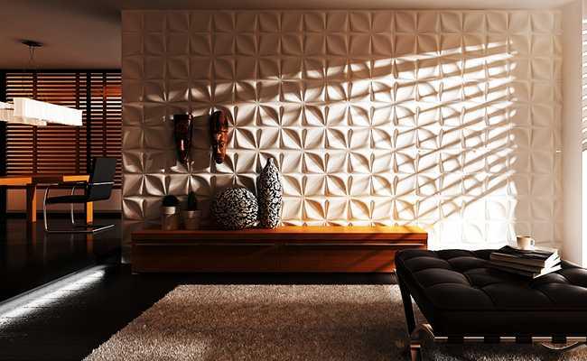 en güzel üç boyutlu duvar paletleri