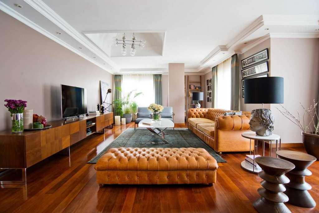 uzun büyük evler için dekorasyon nasıl yapılmalı