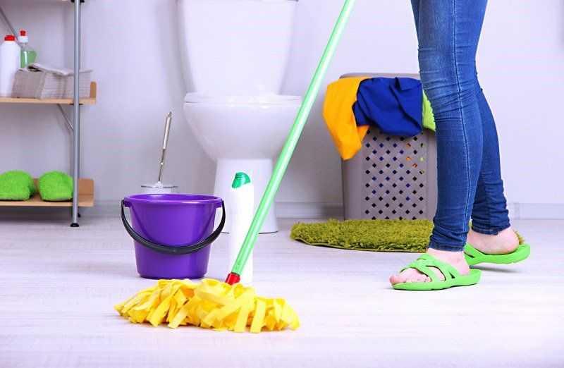hızlı temizlik için neler gerekli