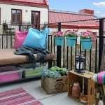 renkli balkon fikirleri
