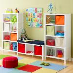 çocuk odası oyun köşeleri