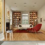 kitap okuma odaları