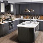 endüstriyel aksesuarlı mutfak dekorasyonları