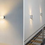 modern duvar aydınlatmaları