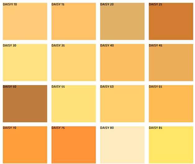 Favori Boya İç Cephe Renkleri