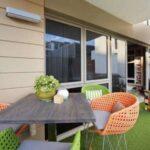 Şık Bahçe Katı Balkon Modelleri