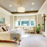 şık ve modern yatak odaları