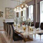 12 sandalyeli yemek masaları