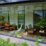 2021 Bahçe Katı Balkon Modelleri