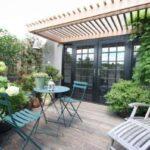 En İlginç Bahçe Katı Balkon Modelleri