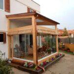 En Şık Bahçe Katı Balkon Modelleri 2021