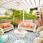 En Trend Bahçe Katı Balkon Modelleri
