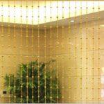 Ev Dekorasyonları İpli Perdeler