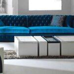 Mavi Chester Koltuk Modelleri