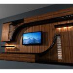 Modern Tasarımlı Tv Ünitesi