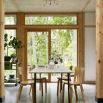 minimal yemek odası tasarımları