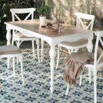 yeni model mutfak masaları