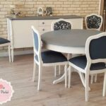 yuvarlak masa ve sandalye