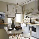 Açık Renk Mutfak Mobilyaları