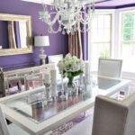 Beyaz Klasik Yemek Odası