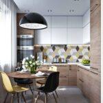Desenli Mutfak Mobilyaları