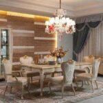 Güzel Klasik Yemek Odası Takımları