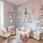 Kız Çocuk Odası Dekorasyonları